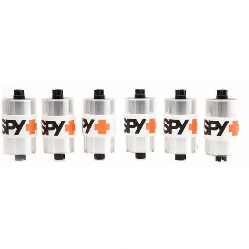 FILM SPY CLEAR VIEW SYSTEM FILM 6PACK