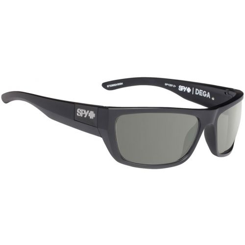 BRYLE SPY DEGA MATTE BLACK ANSI RX