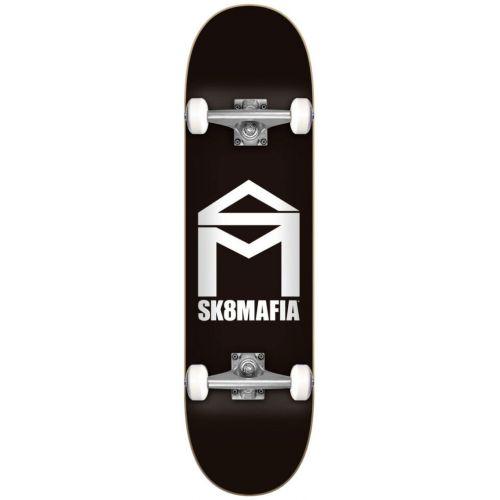 SK8 KOMPLET SK8MAFIA House Logo Black
