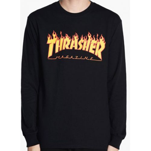 TRIKO THRASHER FLAME L/S