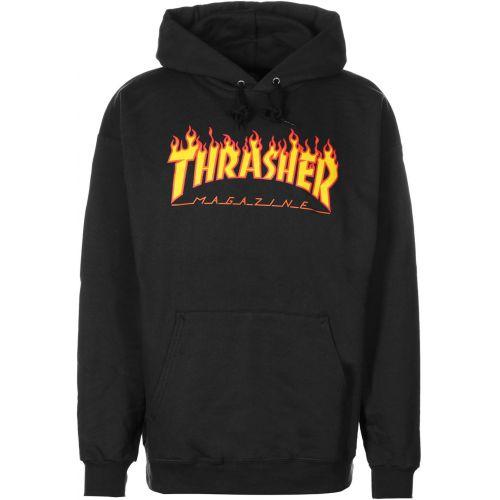 MIKINA THRASHER FLAME