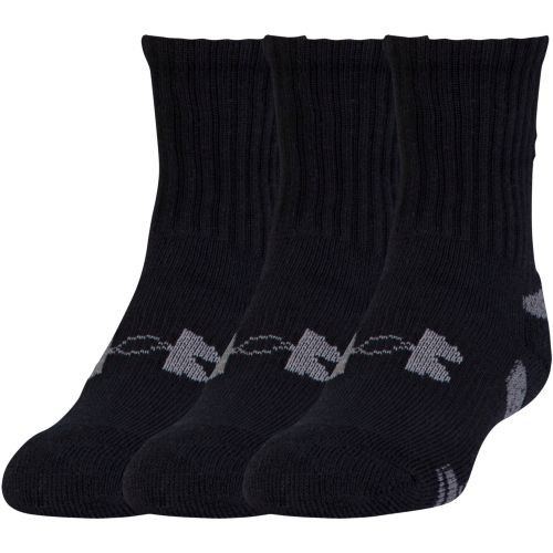 PONOŽKY UNDER ARMOUR HEATGEAR 3PK CREW