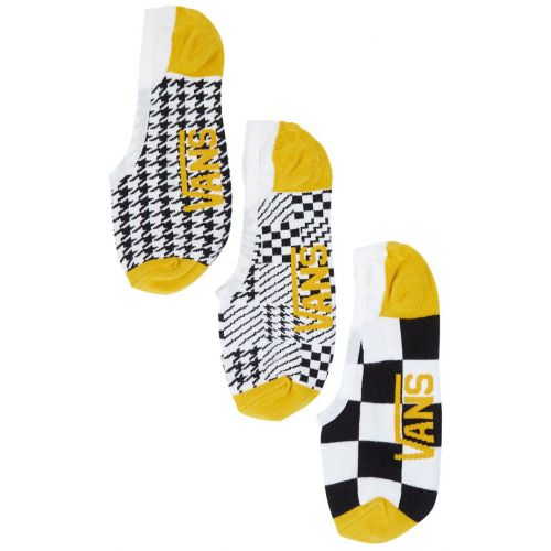 PONOŽKY VANS HOUNDSTOOTH CHECK CAN. 7-10