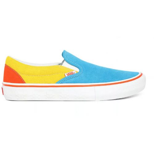 BOTY VANS Slip-On Pro (THE SIMPSONS)