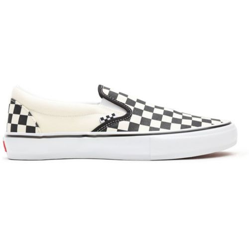 BOTY VANS Skate Slip-On (CHECKERBOARD)