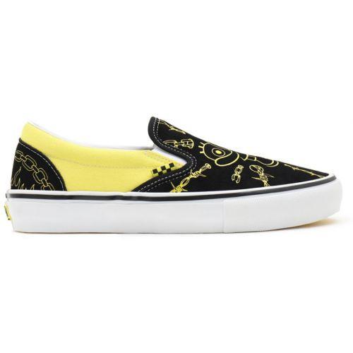 BOTY VANS Skate Slip-On (SPONGEBOB)