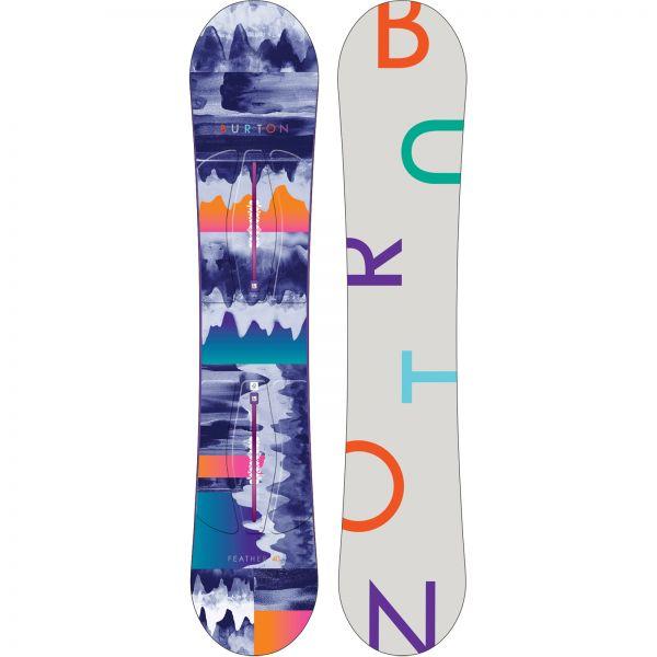 SNOWBOARD BURTON FEATHER WMS 2015