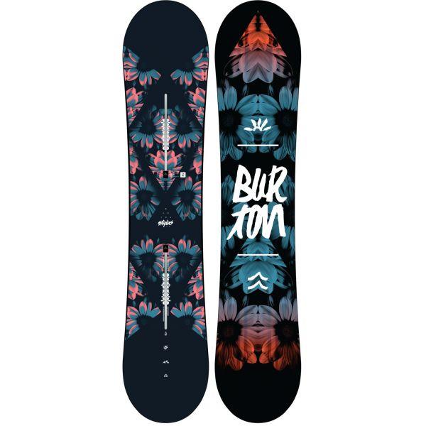 SNOWBOARD BURTON STYLUS WMS