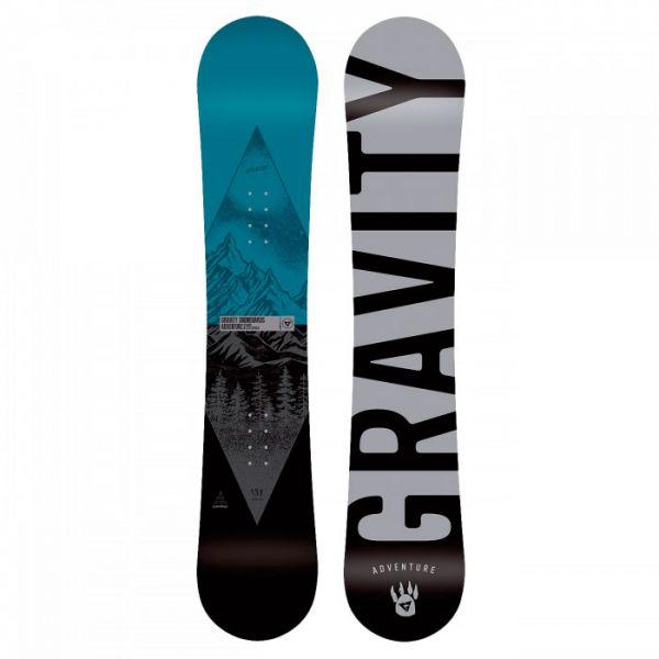 SNOWBOARD GRAVITY ADVENTURE