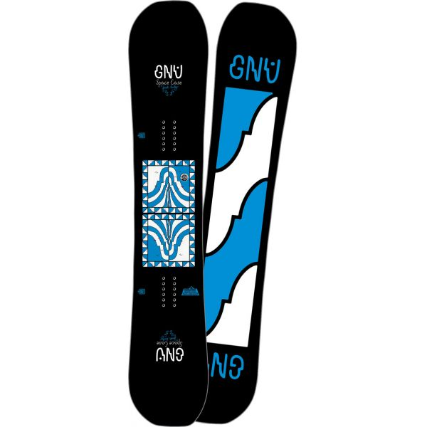SNOWBOARD GNU ASYM FB SPACE CASE C2X