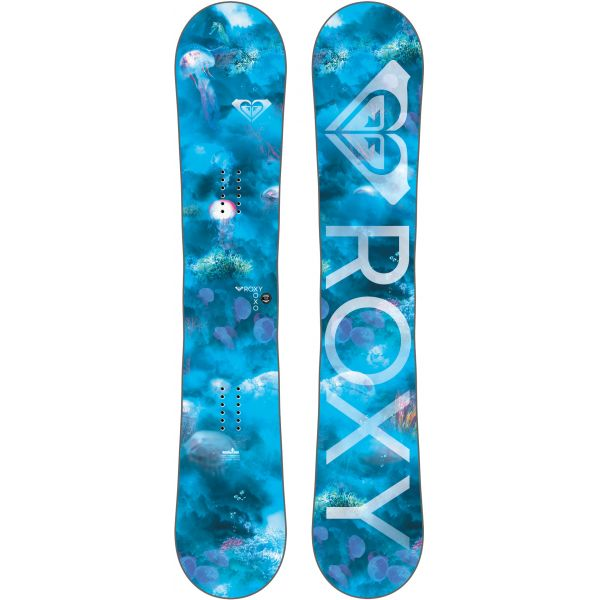 SNOWBOARD ROXY XOXO C2E AQUA