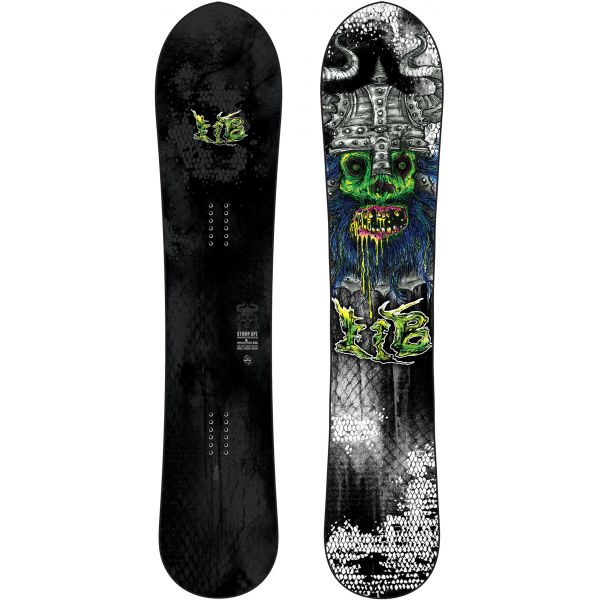 SNOWBOARD LIB TECH STUMP APE C2