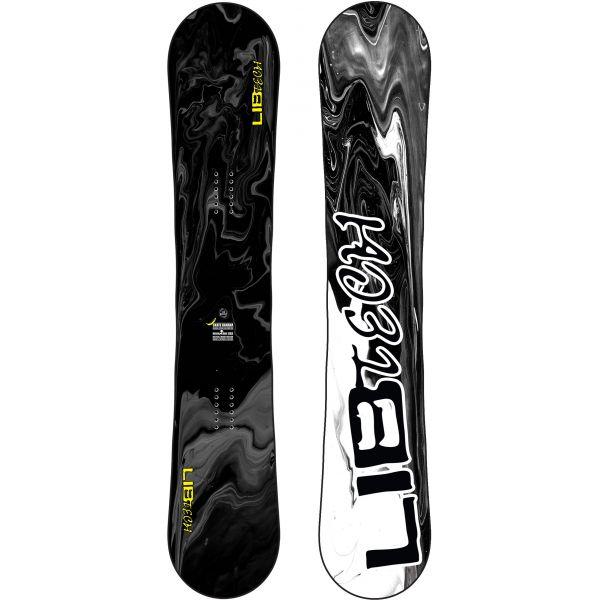 SNOWBOARD LIB TECH SKATE BANANA STL/BLKO