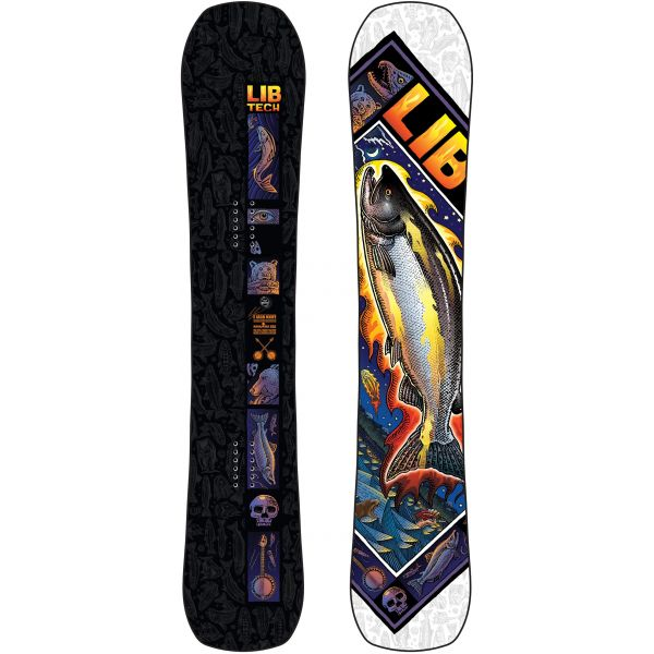 SNOWBOARD LIB TECH EJACK KNIFE