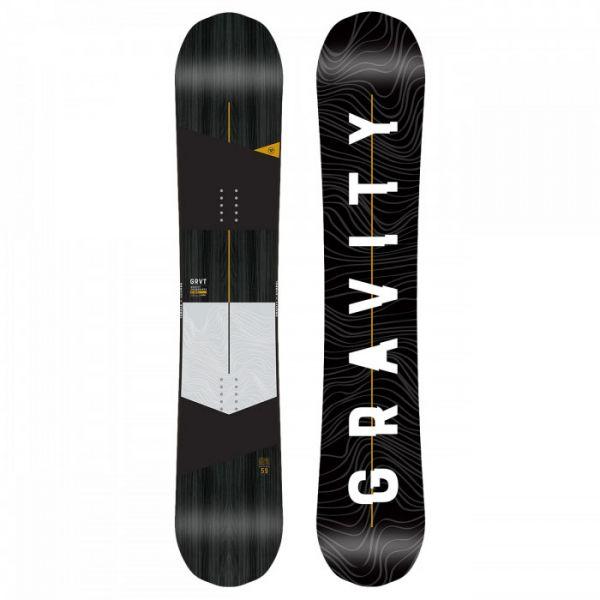 SNOWBOARD GRAVITY SYMBOL
