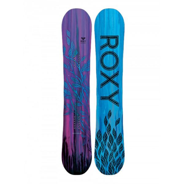 SNOWBOARD ROXY XOXO leaves 145 ban