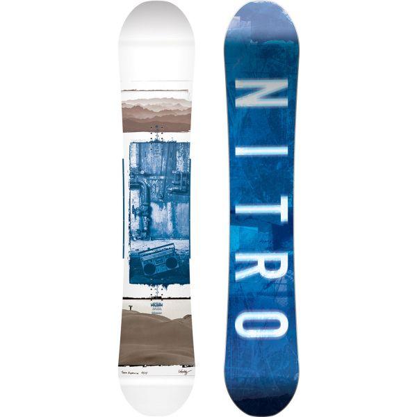 SNOWBOARD NITRO TEAM EXPOSURE GULLWIN 18