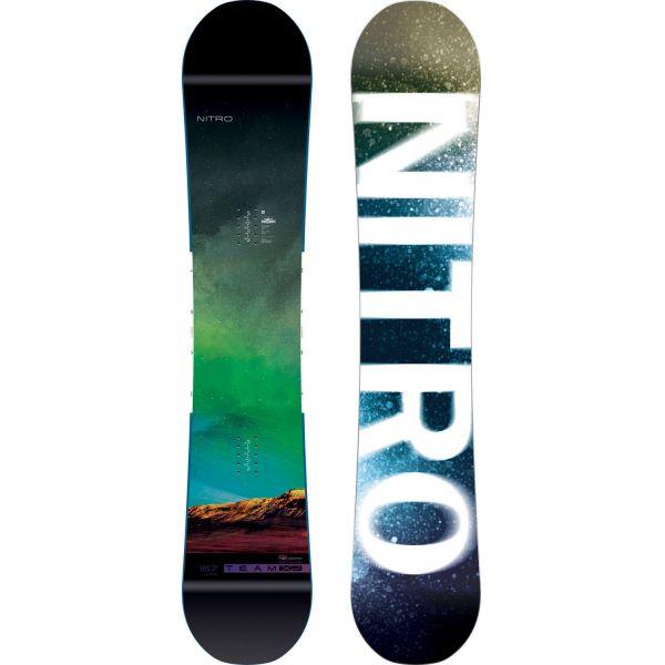 SNOWBOARD NITRO TEAM EXPOSURE WIDE GULLW