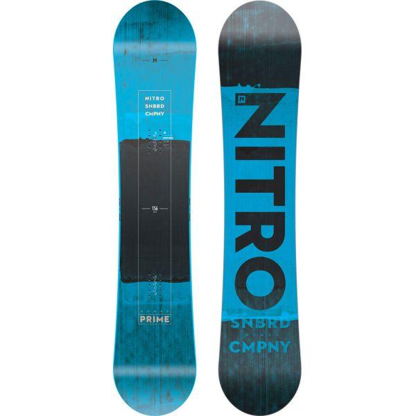 SNOWBOARD NITRO PRIME BLUE WIDE