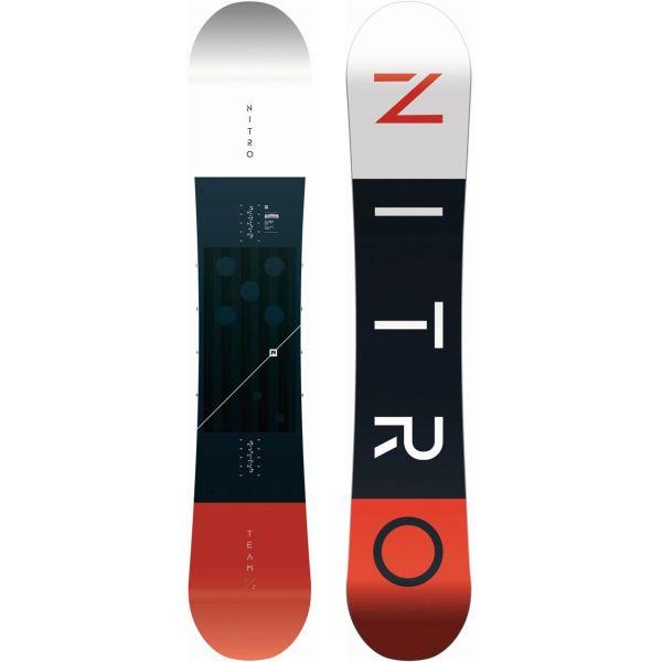 SNOWBOARD NITRO TEAM GULLWING 20