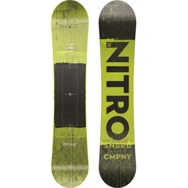 SNOWBOARD NITRO PRIME WIDE SCREEN 20