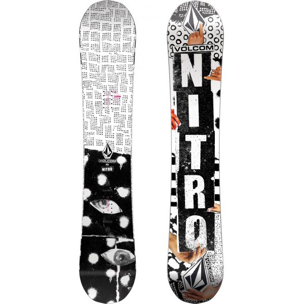 SNOWBOARD NITRO BEAST X VOLCOM 20