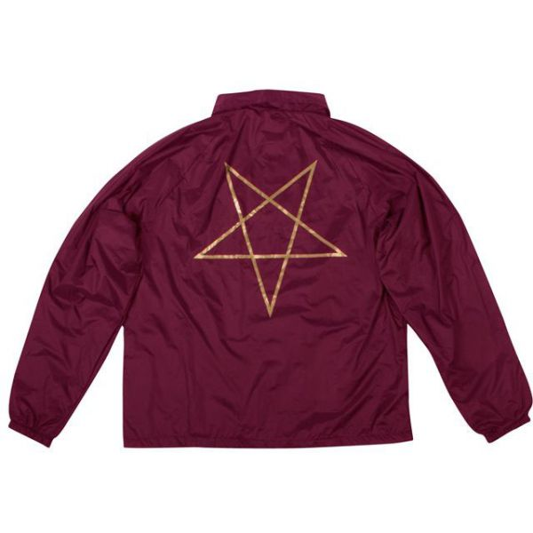 BUNDA THRASHER PENTAGRAM COACH