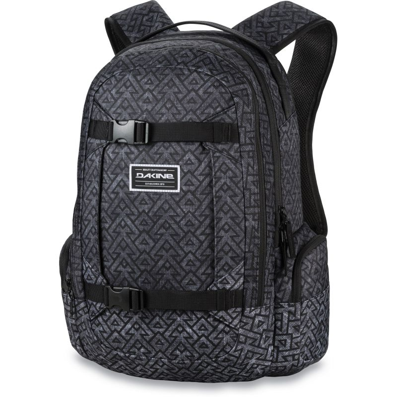 BATOH DAKINE MISSION - antracitová (STACKED) - 25L