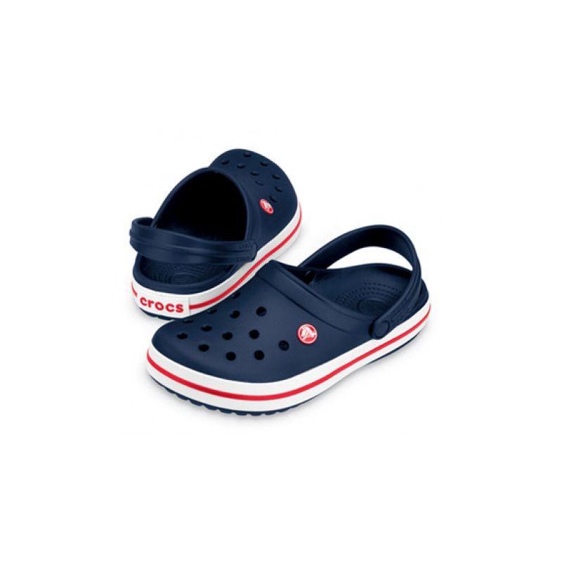 Crocs crocband - modrá - US 5