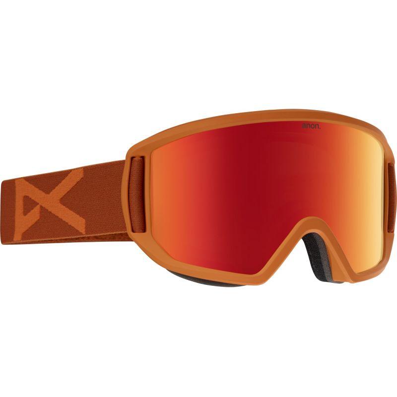 BRÝLE ANON RELAPSE - oranžová (ORG-RED) - univerzální