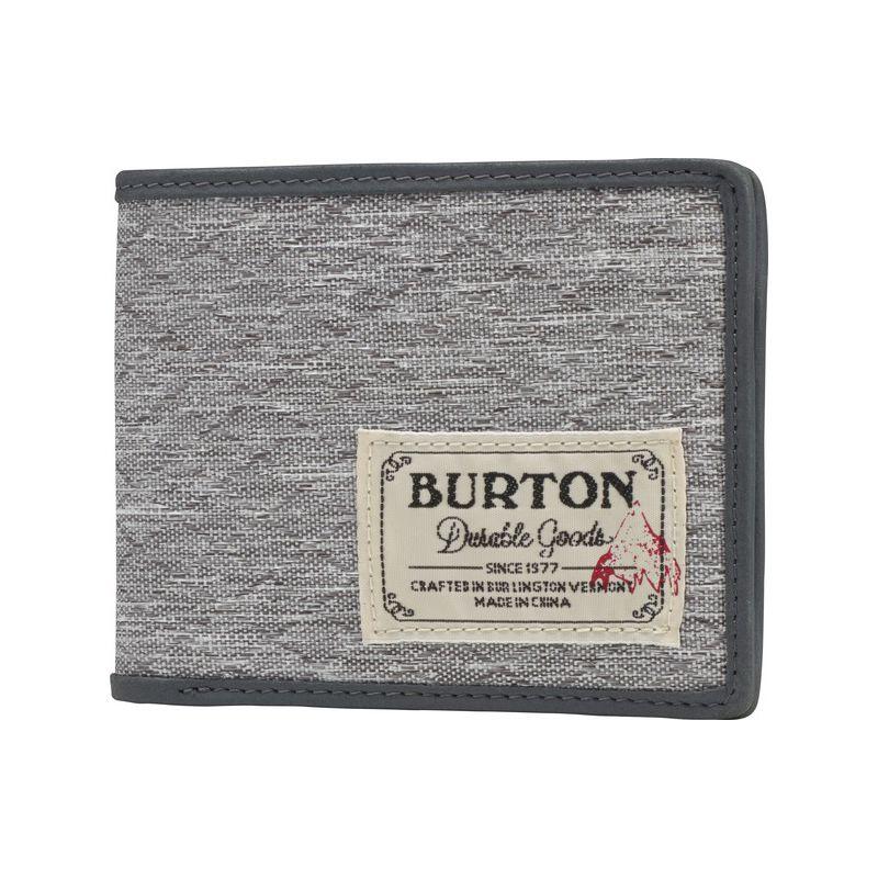 BURTON MB LNGHAUL PENĚŽENKA - světle šedá (GRY) - univerzální