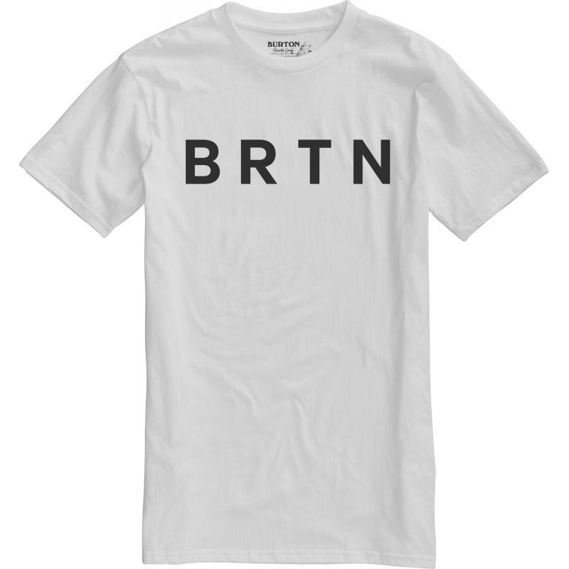 TRIKO BURTON MB BRTN SLIM SS - bílá (STO-WHT) - L