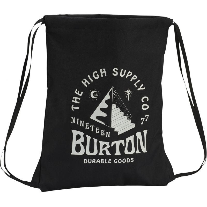 BATOH BURTON CINCH BAG - černá