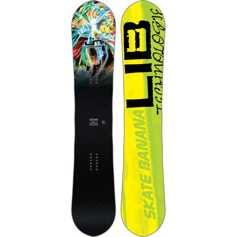 SNOWBOARD LIB TECH SK8 BANANA BTX - černá - 162W