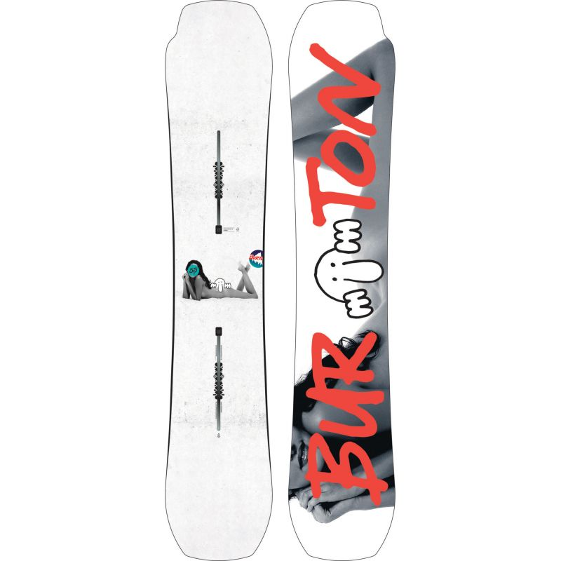 SNOWBOARD BURTON KILROY PROCESS - 155