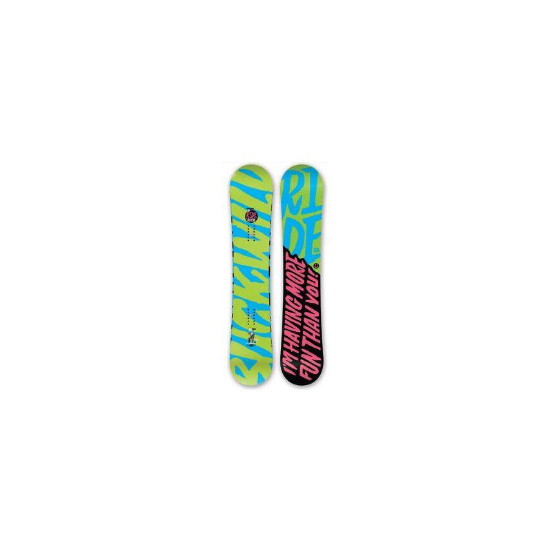 RIDE LIL BUCK BOYS SNOWBOARD - světle zelená (135) - 135