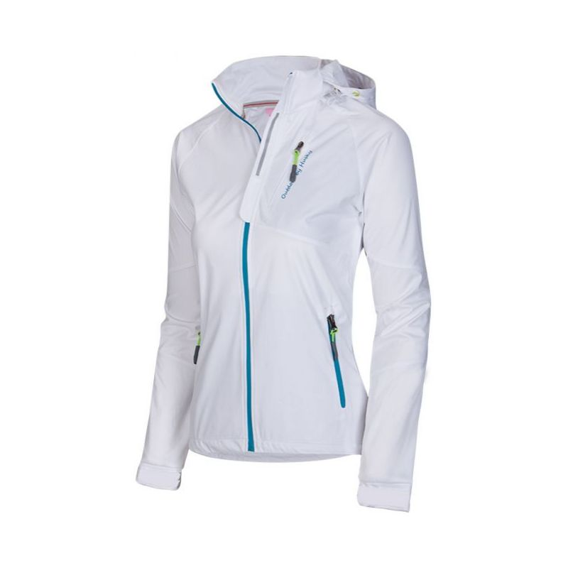 Husky dámská softshell bunda Agata bílá, L - bílá (husky) - L