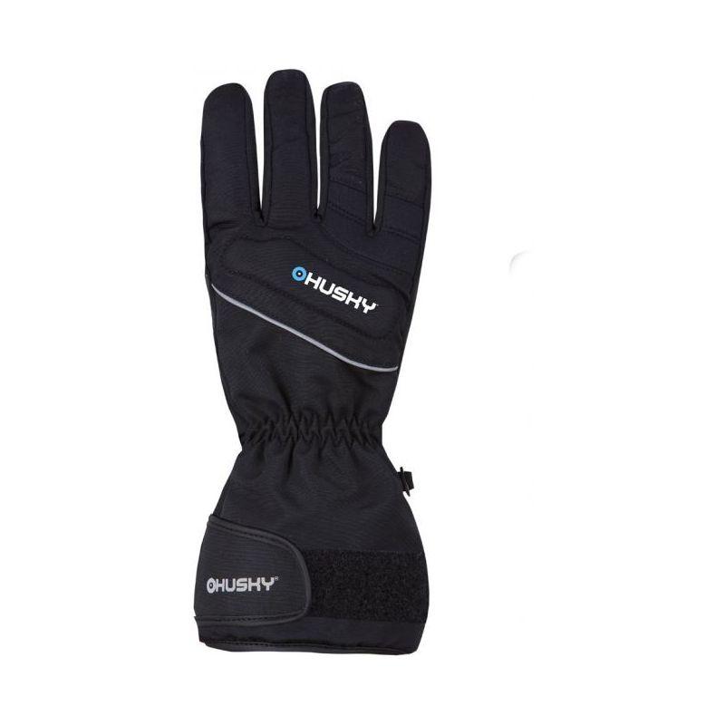 Husky dámské rukavice Event L černá, S - černá (husky) - S