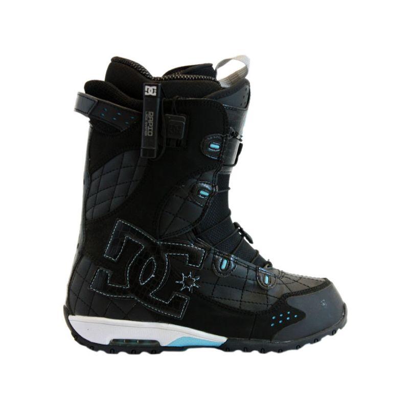 .DC GRAPHIX WMS SNOWBOARD BOTY - černá (BLK) - EUR 38