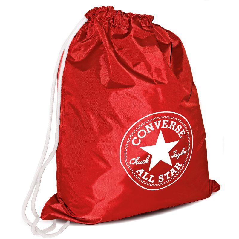 CONVERSE Gym Sack Playmaker TASKA - červená (RED) - univerzální