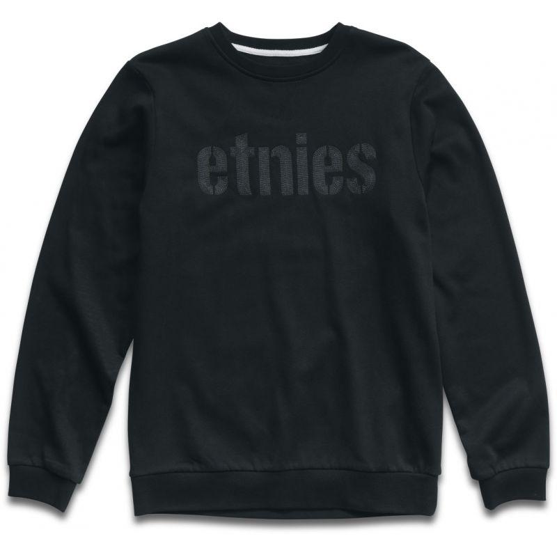 Etnies e-lock crew - černá - M