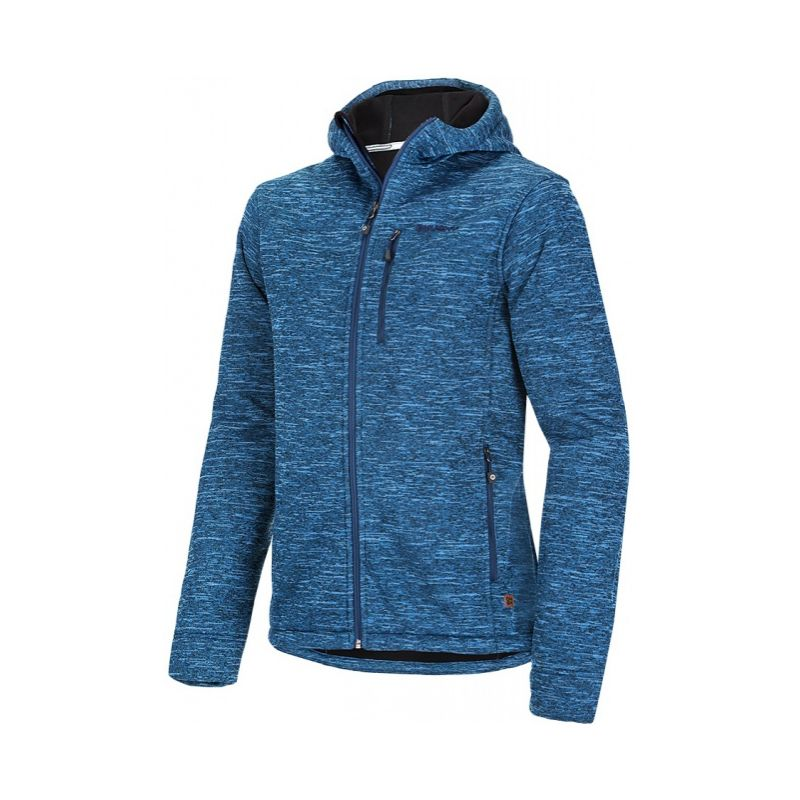 Husky pánská softshell bunda Bela M modrá, XXL - modrá (husky) - L