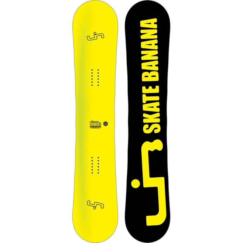 SNOWBOARD LIB TECH SK8 BANANA 10yr - žlutá (156) - 156