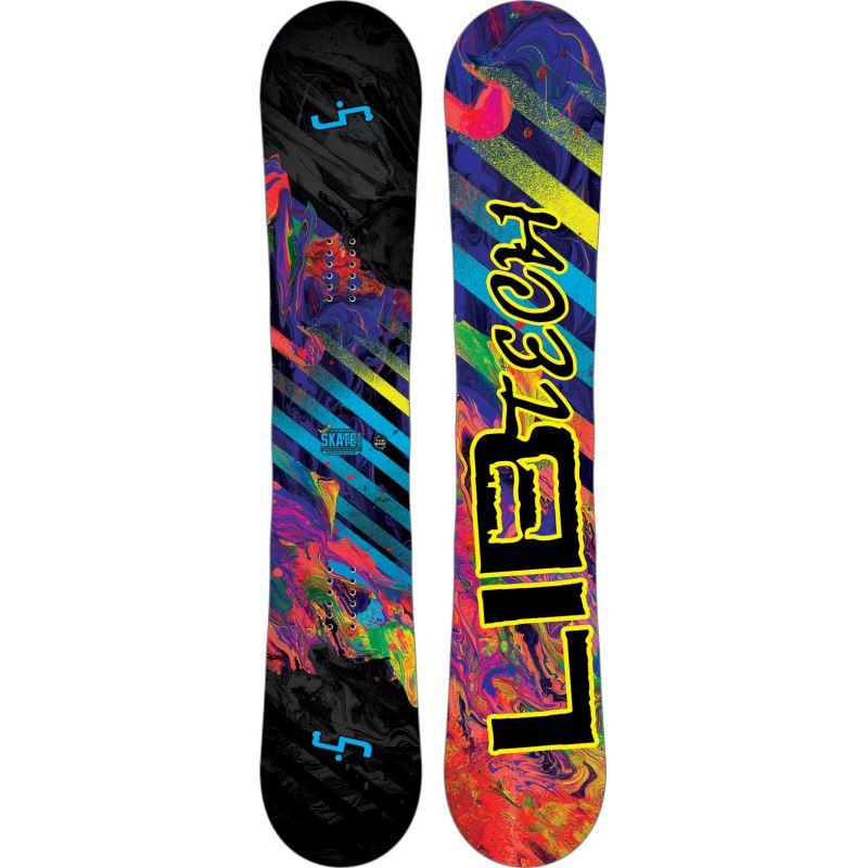 SNOWBOARD LIB TECH SK8 BANANA 145n - černá - 145N
