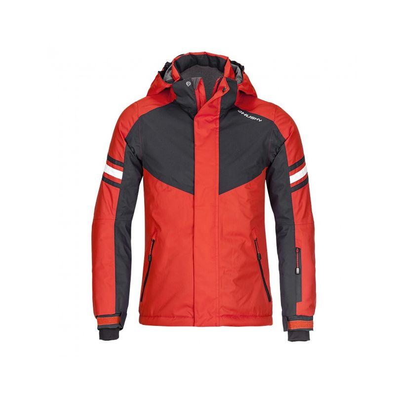 Husky dětská lyžařská bunda Lory oranžová, 122 - oranžová (husky) - 122