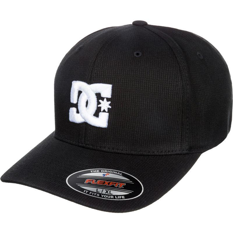 KŠILTOVKA DC CAP STAR TX - černá (KTF0) - L/XL