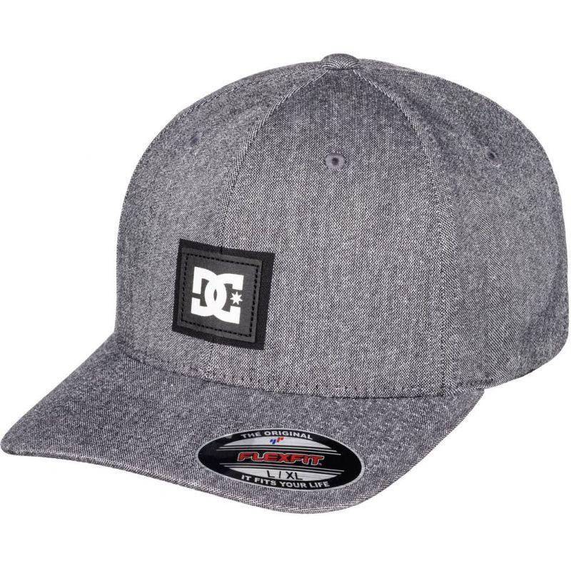 KSILTOVKA DC STAR CAP - šedá (KTEH) - S/M