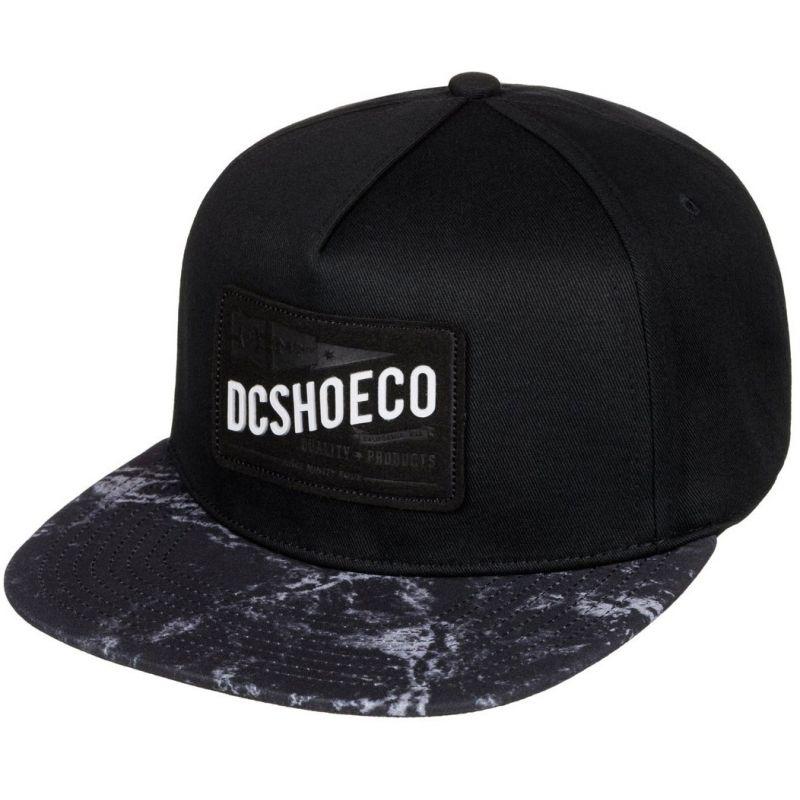 DC leatherstan - černá