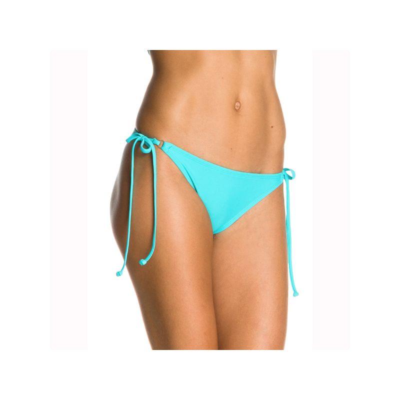 ROXY Braz String PLAVKY - mořská zeleň - S