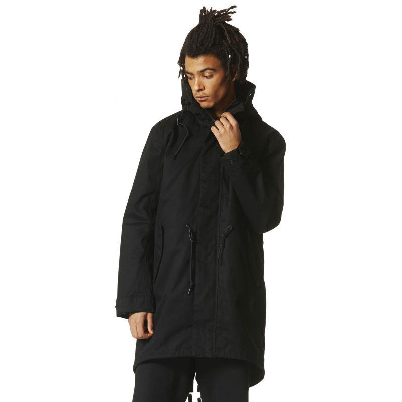 Adidas utility - černá - L